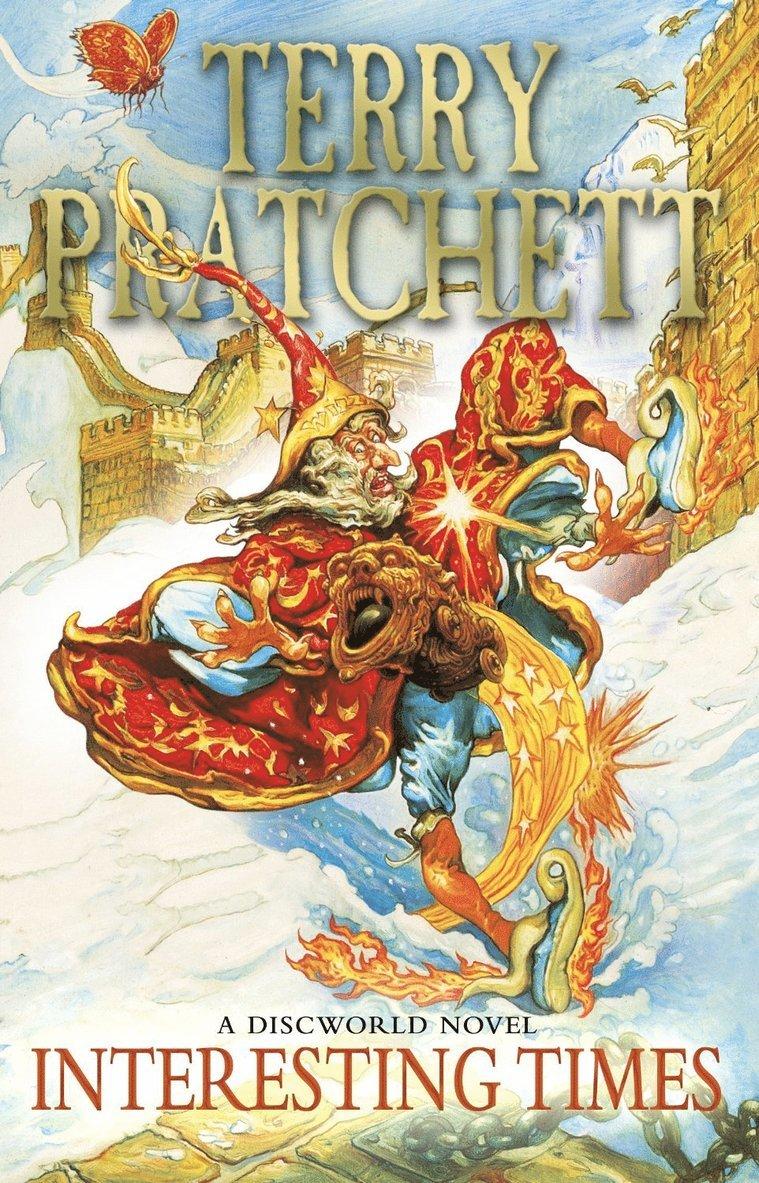Interesting Times: (Discworld Novel 17) 1