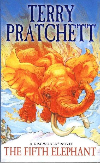 bokomslag The Fifth Elephant: (Discworld Novel 24)