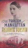 bokomslag Phantom Of Manhattan