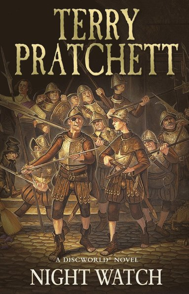 bokomslag Night watch : a Discworld novel
