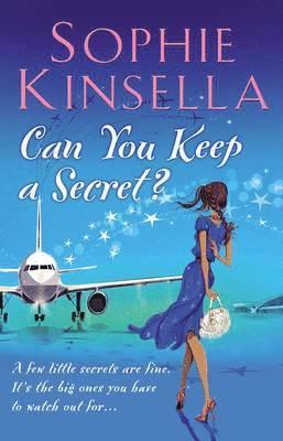 bokomslag Can You Keep A Secret?