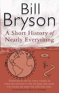 bokomslag A Short History of Nearly Everything