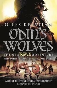 bokomslag Raven 3: odins wolves