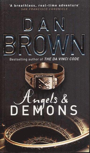 bokomslag Angels and Demons