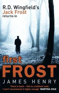 bokomslag First Frost