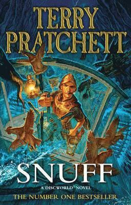 bokomslag Snuff: (Discworld Novel 39)