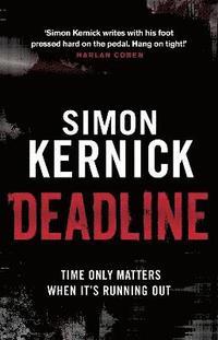 bokomslag Deadline