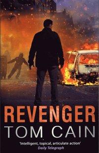 bokomslag Revenger