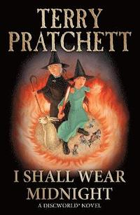 bokomslag I shall wear midnight - (Discworld novel 38)