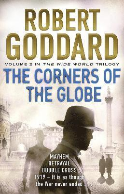 bokomslag Corners of the globe - (the wide world - james maxted 2)