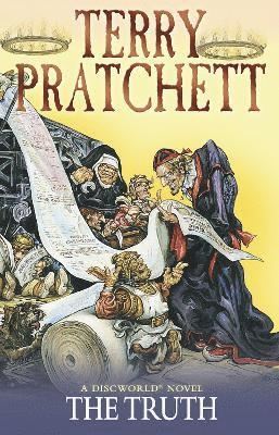 bokomslag The Truth: (Discworld Novel 25)