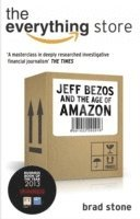bokomslag The Everything Store: Jeff Bezos and the Age of Amazon
