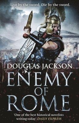 bokomslag Enemy of Rome