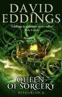 bokomslag Queen Of Sorcery