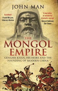 bokomslag The Mongol Empire