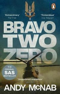 bokomslag Bravo two zero - 20th anniversary edition