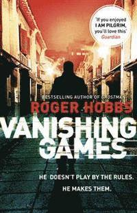bokomslag Vanishing Games