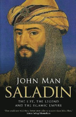 bokomslag Saladin: The Life, the Legend and the Islamic Empire