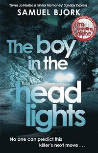 bokomslag The Boy in the Headlights