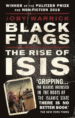 bokomslag Black flags - the rise of isis