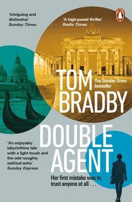 bokomslag Double Agent