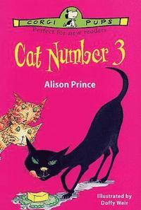bokomslag Cat Number Three