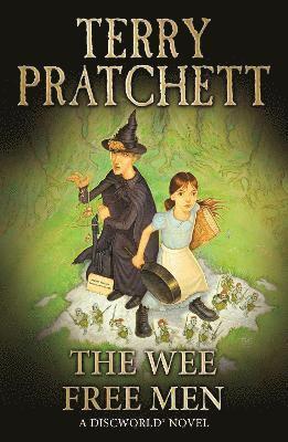bokomslag The Wee Free Men: (Discworld Novel 30)