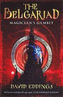 bokomslag Belgariad 3: magicians gambit