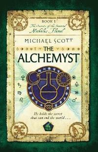 bokomslag The Alchemyst