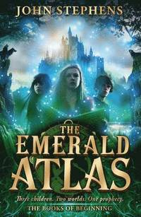 bokomslag The Emerald Atlas:The Books of Beginning 1