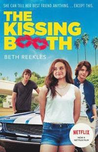 bokomslag The Kissing Booth
