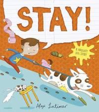 bokomslag Stay!