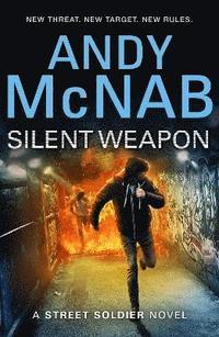 bokomslag Silent Weapon - a Street Soldier Novel