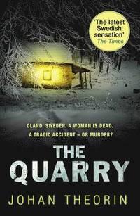 bokomslag The Quarry