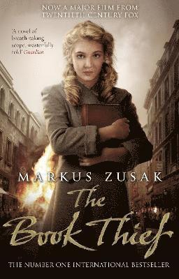 bokomslag The Book Thief (Film Tie-In)