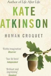 bokomslag Human Croquet