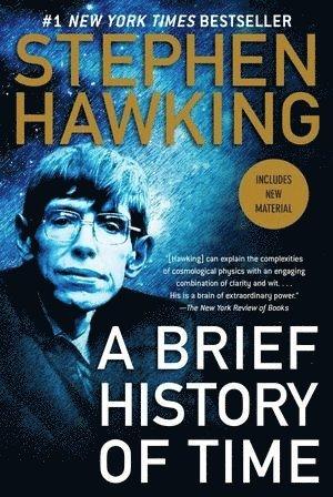 bokomslag A Brief History of Time: From the Big Bang to Black Holes
