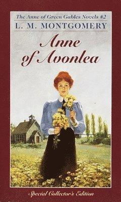 bokomslag Anne of Avonlea