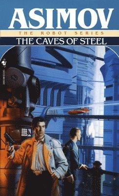 bokomslag Caves of steel