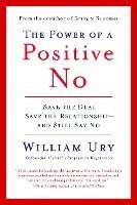 bokomslag Power Of A Positive No