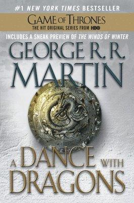 bokomslag Dance With Dragons