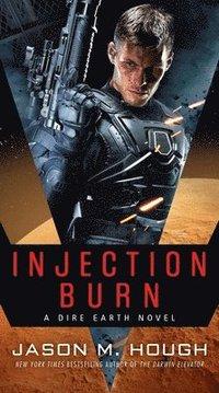 bokomslag Injection Burn: A Dire Earth Novel