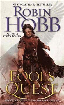 bokomslag Fool's Quest