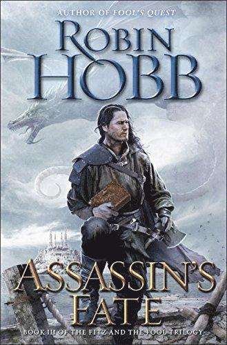 bokomslag Assassin's Fate: Book III of the Fitz and the Fool Trilogy