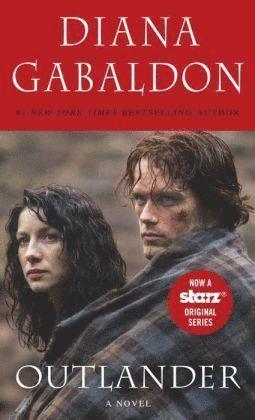 bokomslag Outlander Tv-Tie in
