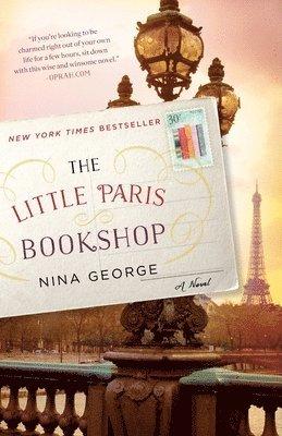 bokomslag The Little Paris Bookshop