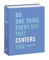 bokomslag Do One Thing Every Day That Centers You