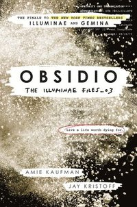 bokomslag Obsidio