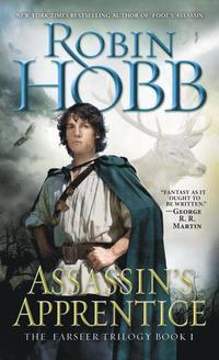 bokomslag Assassin's Apprentice
