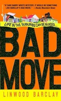 bokomslag Bad Move